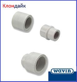 Муфты соединительные Wavin для полипропиленовых (PPR) труб