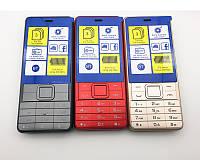 Телефон T810 на 3 Sim-карты 3000 акб