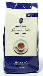 Кофе в зернах Goriziana Caffè Aroma Piu Selezione BLU 1кг
