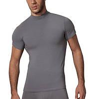 Мужская футболка DOREANSE черная, серая.