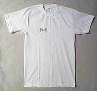 Детская белая футболка рр 36-45 Турция