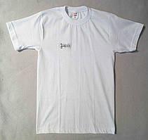 Детская белая футболка 4-12 лет, Турция, оптом