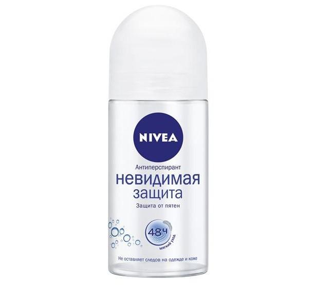 Антиперспирант Nivea Невидимая защита, 50мл