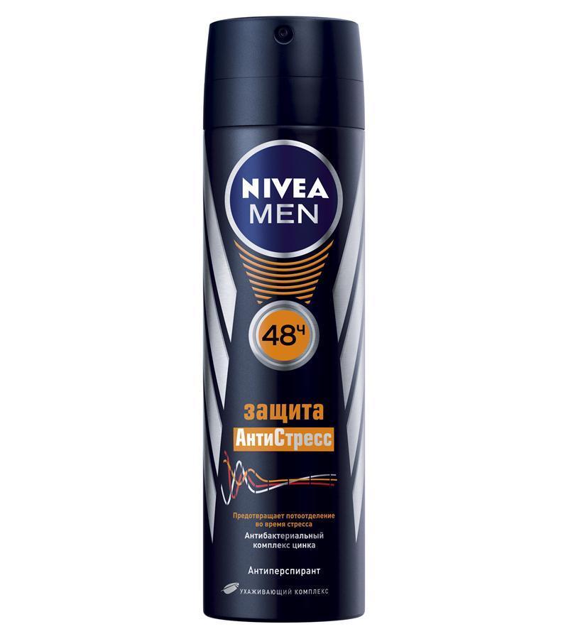 Дезодорант-антиперспирант  Nivea MEN Защита АнтиСтресс, 150мл