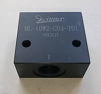 Корпус клапана переливного 10W-2