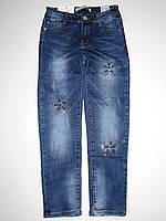 Джинсовые брюки для девочек Emma girl оптом, 8-16 лет