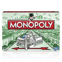 Настольная игра Монополия классическая версия (Monopoly Standart) укр.