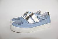 Кроссовки на липучках детские для девочек
