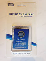 Усиленный аккумулятор Samsung Galaxy Ace Duos S6802 EB494358VU  BXT Group