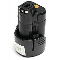 Аккумулятор к электроинструменту PowerPlant для BOSCH GD-BOS-10.8 10.8V 2Ah Li-Ion (DV00PT0001)