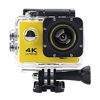 Бесплатная доставка Экшн Камера F60B WiFi 4K