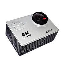 Бесплатная доставка Экшн Камера HR9 4K + Пульт