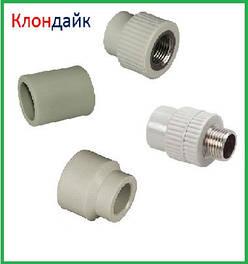 Муфты для полипропиленовых (PPR) труб