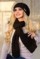 Комплект «Андорра» (шапка и шарф)