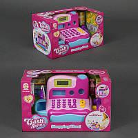 Кассовый аппарат LF 9815 В (12/2) с микрофоном, звук, свет, на батарейке, в коробке