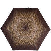 Зонт женский облегченный компактный механический zest (ЗЕСТ) z25518-3273b