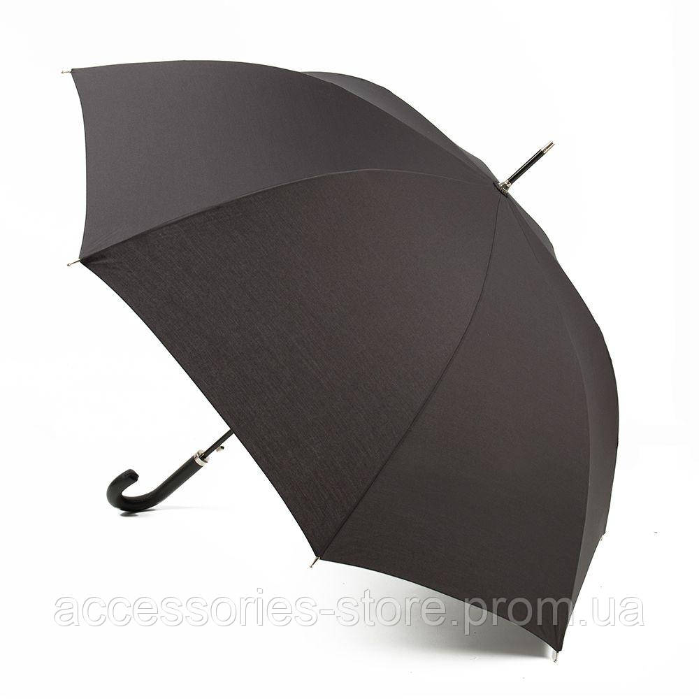 Мужской зонт-трость Range Rover Stick Automatic Umbrella, Black