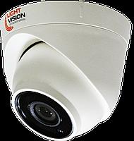 Внутренняя купольная AHD видеокамера 4 Мп VLC-1259DA
