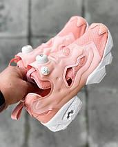 """Женские кроссовки Reebok Insta Pump Fury NT """"Rose Cloud"""", фото 2"""