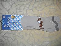 """Колготки детские зимние махровые 68-74 ТМ """"Дюна"""" (колготи дитячі махрові) 5в446-1794-светло-серый № 1"""