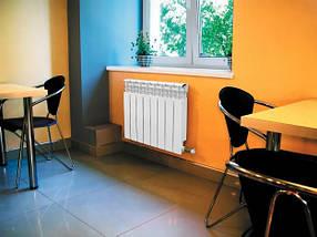 Биметаллический радиаторы