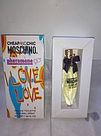 Moschino духи с феромонами 30мл