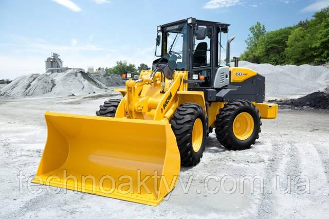 60Z7 Объем ковша 2.0-2.4yd 3 | Рабочий вес 17 900 фунтов |  Deutz Двигатель / Выход 95 л.с. | Сила разрыва 17 760 фунтов