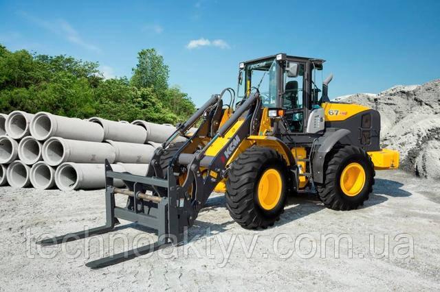 67TM7 Объем ковша 2.8-3.1yd 3 | Рабочий вес 28 065 фунтов  |  Isuzu Engine / Output 152 HP | Сила разрыва 22 705 фунтов