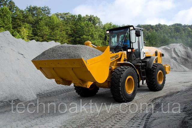 70Z7 Объем ковша 3,7-4,2yd 3 | Рабочий вес 31,610 фунтов |  Cummins Двигатель / Выход 168 HP | Сила разрыва 25 630 фунтов