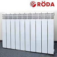 Радиатор алюминиевый RÖDA NSR RAL R05B 500/80