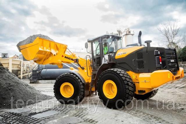 85Z7 T4F Объем ковша: 4,8-5,2 м 3   | Эксплуатационная масса 46 050 фунтов |  Cummins Двигатель / Выход 243 HP | Сила разрыва 37 090 фунтов
