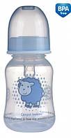 Бутылка с рисунком Canpol Babies 120 ml.