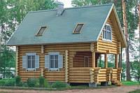 Деревянные дачные дома из дерева