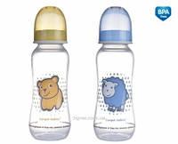 Бутылка с рисунком Canpol Babies 250 ml.