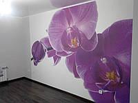 """Моя работа в интерьере клиента - """"Орхидея"""