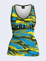 Майка Украинский камуфляж