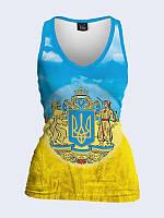 Майка Украинский Герб