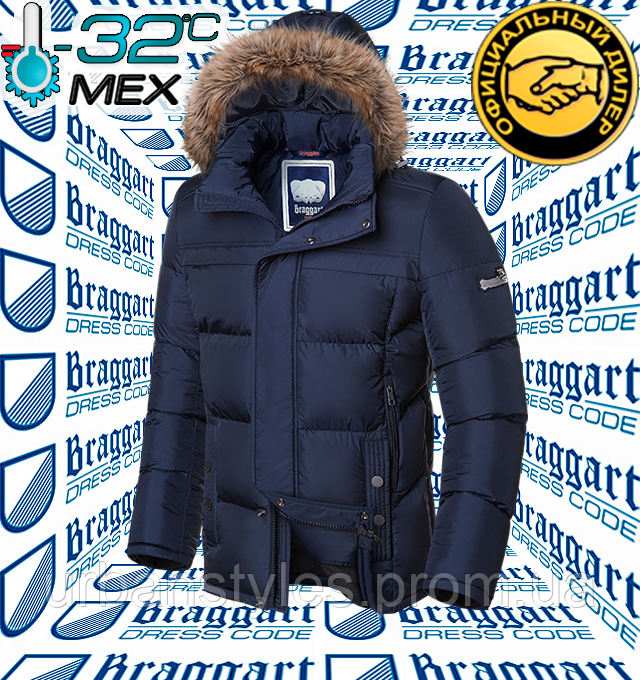 Мужские зимние куртки Braggart Dress Code