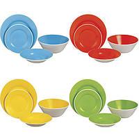 Набор посуды 19 предметов MR-20005-19S B