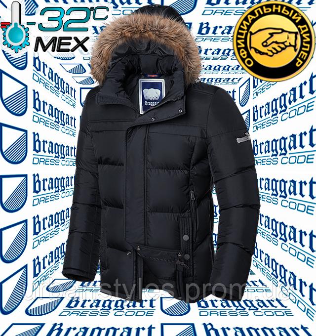 Куртка зимняя мужская Braggart Dress Code