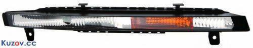 Дневные ходовые огни Audi Q7 10-14 прав., длинные (Depo) 446-1604R-UQ 4L0953042C, фото 2