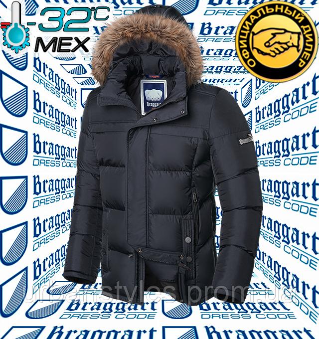 Мужская зимняя куртка Braggart Dress Code