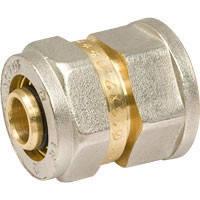Муфта резьба внутренняя 16*1/2 F для металлопластиковой трубы