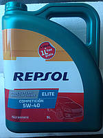 Моторное масло Repsol competicion 5w40 20