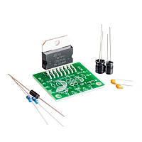 TDA7297 набор для самостоятельной сборки усилителя 12В 15Вт DIY kits