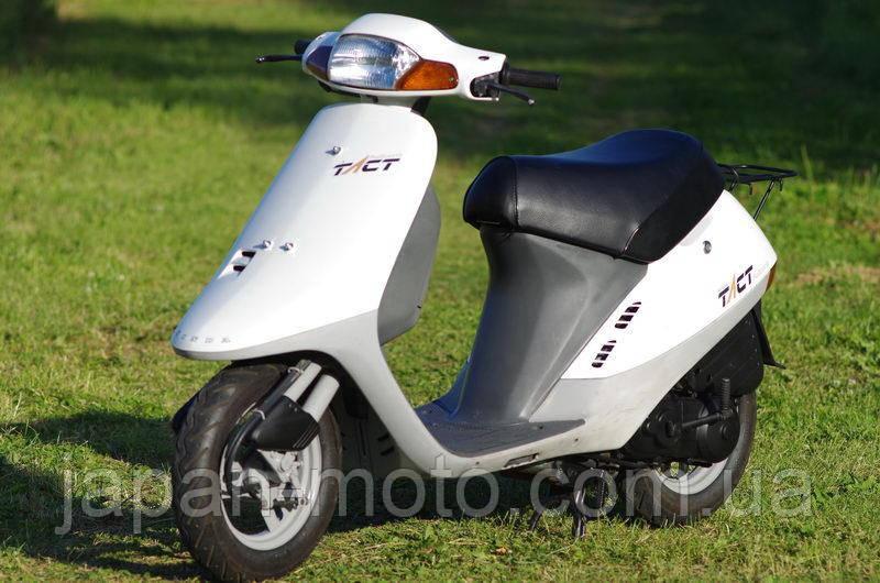 Скутер Хонда Такт 16 (белый)
