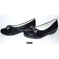 Туфли, сникерсы школьные для девочки, 30-37 размер, супинатор, кожаная стелька