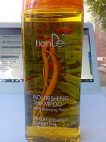Питательный шампунь TianDe с корнем женьшеня