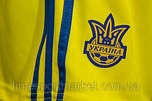 Футбольная форма сборной Украины домашняя КОНОПЛЯНКА, фото 3