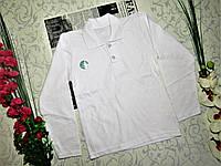 Гольфик - рубашка для мальчиков от 7 лет до 10 лет